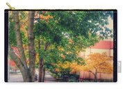 Autumn In Vancouver Washington Carry-all Pouch