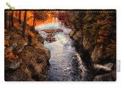 Autumn In West Paris Carry-all Pouch by Bob Orsillo