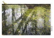 Autumn In Wildwood Park Carry-all Pouch