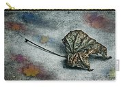 Autumn Is Around The Corner Carry-all Pouch