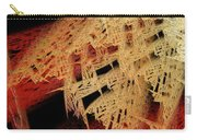 Autumn Lace Carry-all Pouch by Andee Design