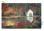 Autumn - Lake - Reflecton Carry-all Pouch