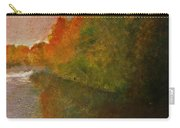 Autumn Lake View  Carry-all Pouch