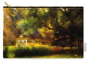 Autumn - Landscape - Past And Present Carry-all Pouch