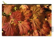 Autumn Leaves 00 Carry-all Pouch