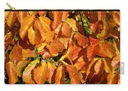 Autumn Leaves 82 Carry-all Pouch
