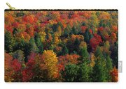 Autumn Leaves Vermont Usa Carry-all Pouch