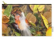 Autumn Leavings Carry-all Pouch