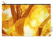 Autumn Light Carry-all Pouch
