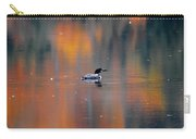 Autumn Loon Carry-all Pouch