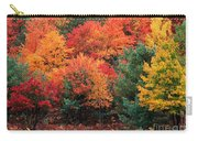 Autumn Maple Trees Carry-all Pouch