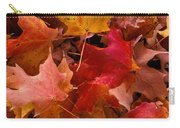 Autumn Maples Carry-all Pouch