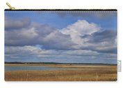 Autumn Marsh At Shell Island Carry-all Pouch