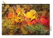 Autumn Masquerade Carry-all Pouch by Martin Howard
