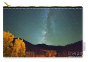 Autumn Milky Way Carry-all Pouch