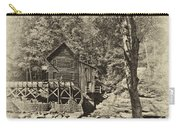 Autumn Mill 2 Antique Carry-all Pouch