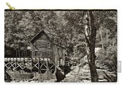 Autumn Mill 2 Sepia Carry-all Pouch
