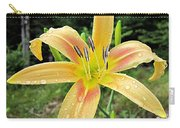 Autumn Minaret Daylily Carry-all Pouch