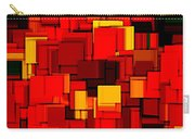 Autumn Modern Abstract Xv Carry-all Pouch