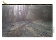 Autumn Morning 5 Carry-all Pouch by David Stribbling
