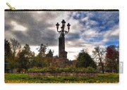 Autumn Morning At Symphony Circle V2 Carry-all Pouch