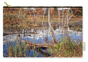 Autumn Morning At The Marsh Carry-all Pouch
