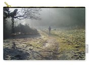Autumn Morning  Carry-all Pouch by David Stribbling