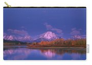 Autumn Morning Grand Tetons National Park Wyoming Carry-all Pouch