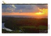 Autumn Morning Over Wailua Carry-all Pouch