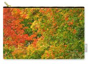 Autumn Mosaic Nj Carry-all Pouch