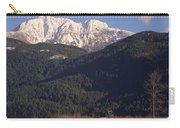 Autumn Snowcapped Mountain - Golden Ears - British Columbia Carry-all Pouch