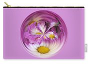 Autumn Mum Orb Abstract Carry-all Pouch