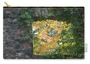 Autumn Naturally Framed Carry-all Pouch