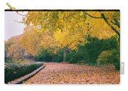 Autumn - New York City - Fort Tryon Park Carry-all Pouch
