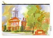 Autumn Observations Watercolor Carry-all Pouch