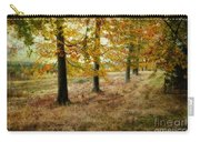 Autumn On Cannock Chase Carry-all Pouch