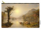 Autumn On Greenwood Lake Carry-all Pouch
