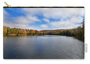 Autumn On Lake Plumbago Carry-all Pouch