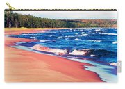 Autumn On Lake Superior Carry-all Pouch