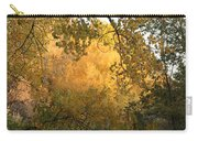Autumn On The Bosque Carry-all Pouch