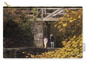 Autumn On The C And O Canal Carry-all Pouch
