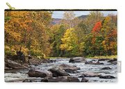 Autumn On The Esopus Carry-all Pouch