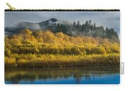 Autumn On The Klamath 2 Carry-all Pouch