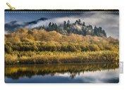 Autumn On The Klamath 6 Carry-all Pouch