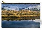 Autumn On The Klamath 7 Carry-all Pouch