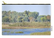 Autumn On The Marsh Carry-all Pouch