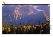 Autumn On The Mount Carry-all Pouch