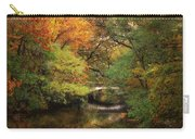 Autumn On The River Carry-all Pouch