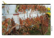 Autumn On The Wagon Carry-all Pouch