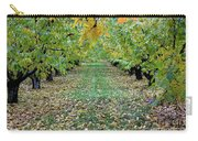 Autumn Orchard Carry-all Pouch